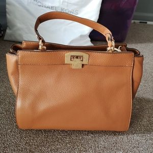 Sam edelman leather satchel